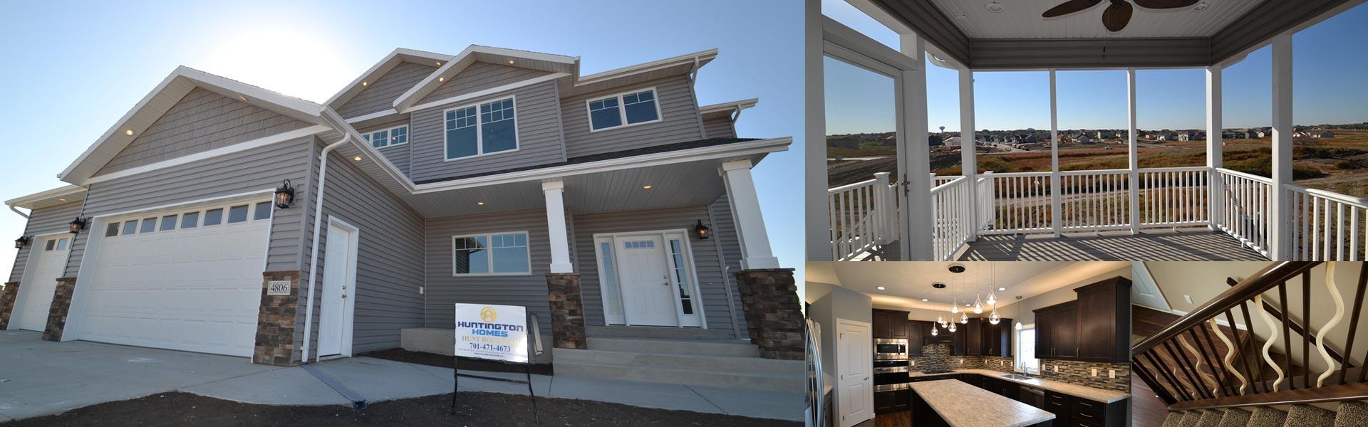Bismarck Home Builder Huntington Homes Nd
