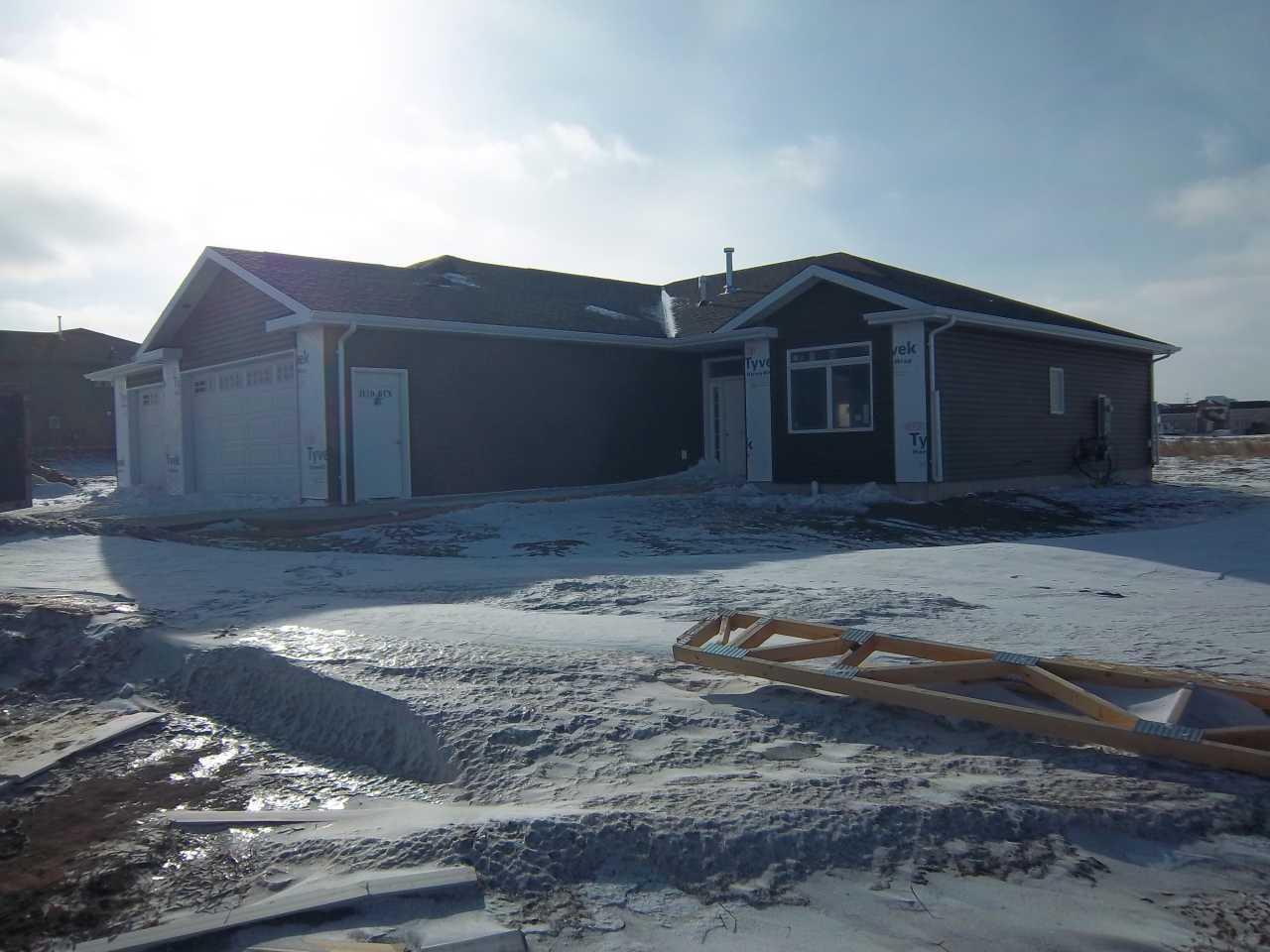 Huntington Homes / Bismarck ND Custom Home