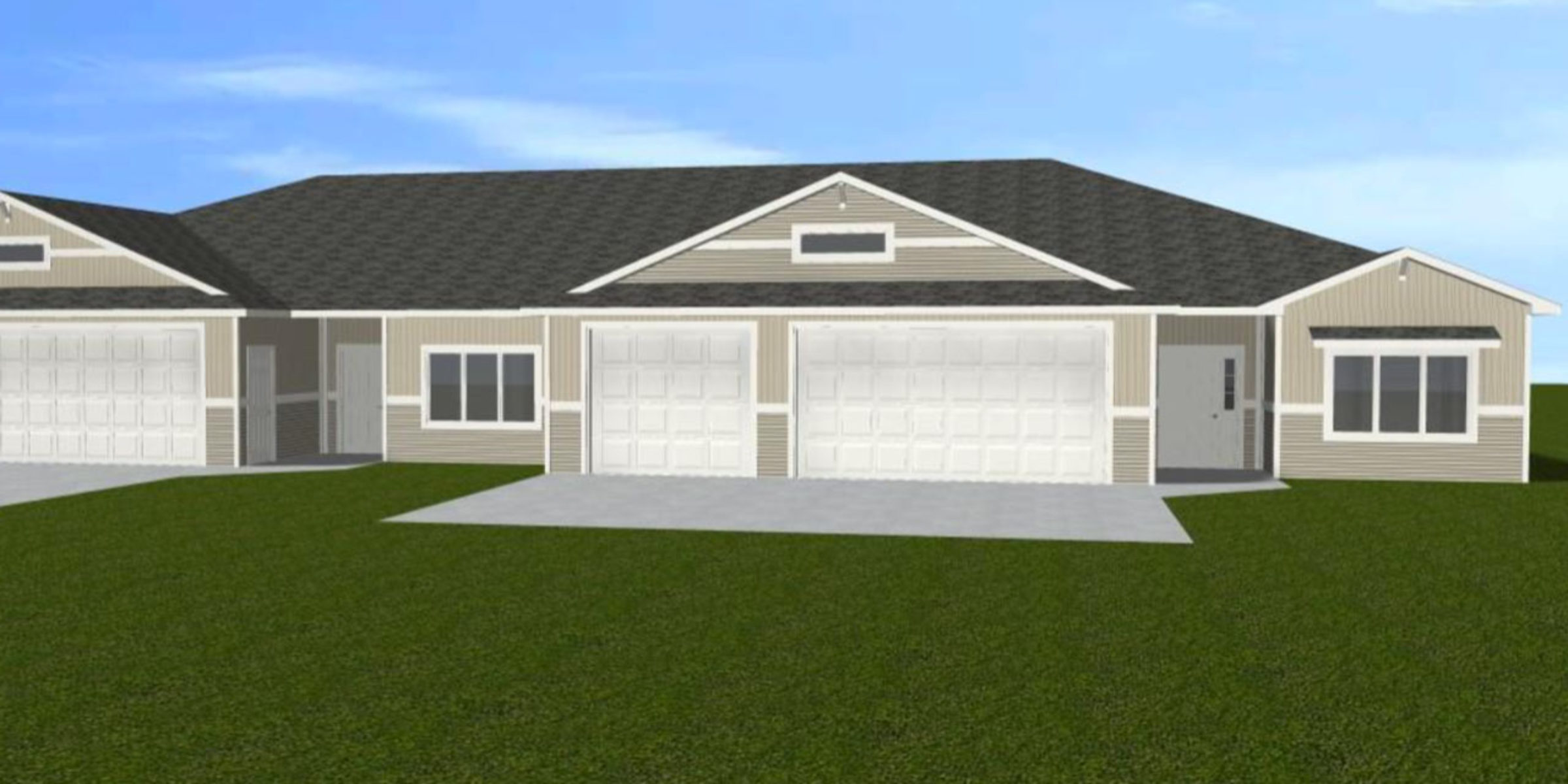 New Independent-Living Community Development in Bismarck